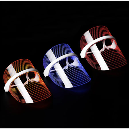 LED Face Shield Mask