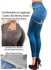 InstaShape® Shaping Jean Leggings
