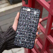 Glitter Dragon Case for iPhone X