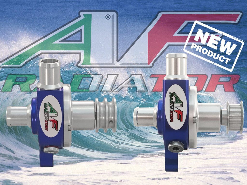 AF RADIATOR WATER PUMPS