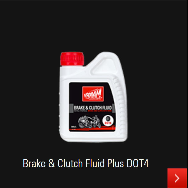 VROOAM Brake & Clutch Fluid DOT4
