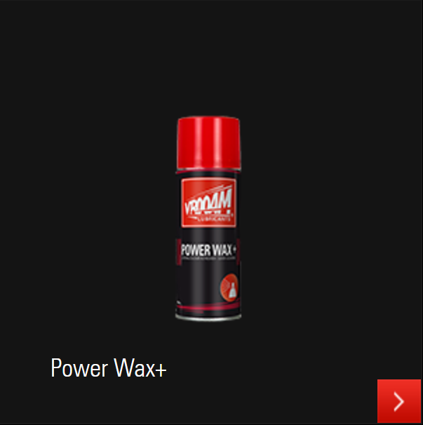 VROOAM Power Wax+