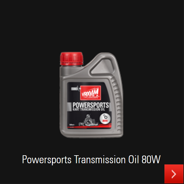 VROOAM Powersports Kart Transmission Oil 80W