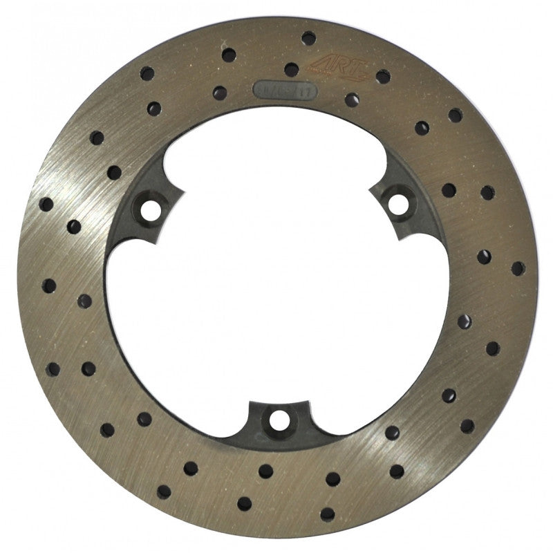 Front Ventilated  brake disc 153x10 for KZ