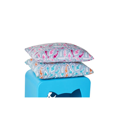 """Fishbone"" Replacement Pillow for Kitty Kasa Bedroom Models"
