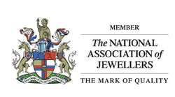 JC jewellery is a member of the national association of jewellers
