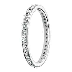 Full Pavé Eternity