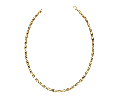 Gold Echo Necklace