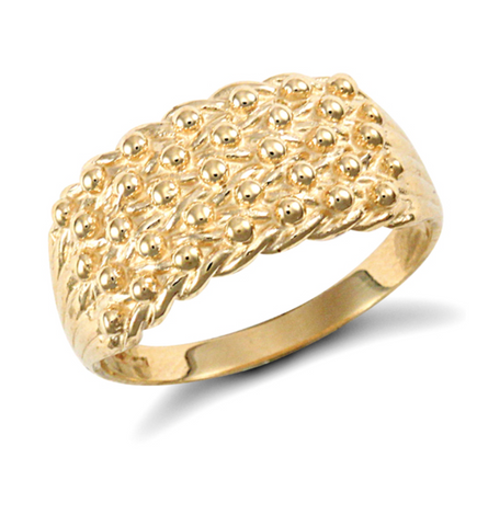 Gold Keeper Ring