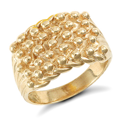 Gold Keeper Ring V2