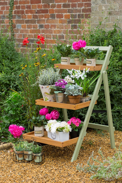 Verdi Folding Pot Shelf