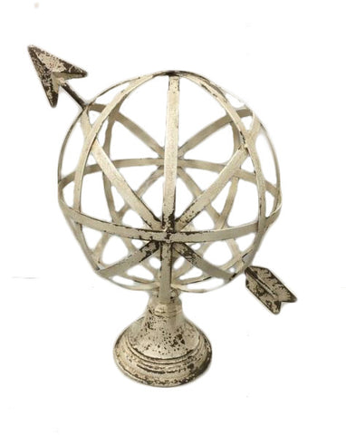 Armillary Candle Holder