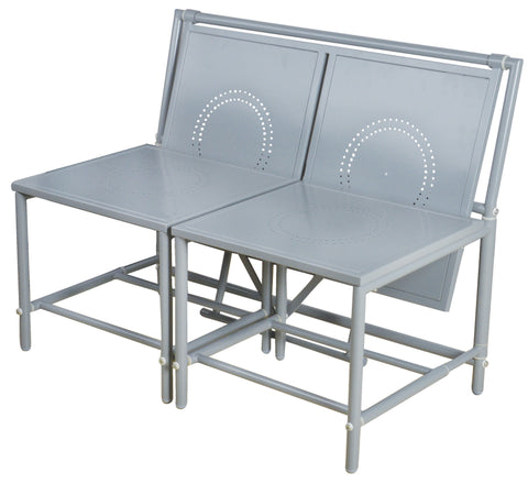 Grey Magic Bench
