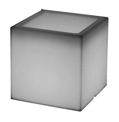 Cube Light Planter