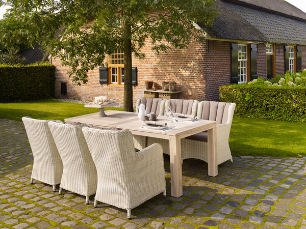 Corona Count Six Seat Dining Set