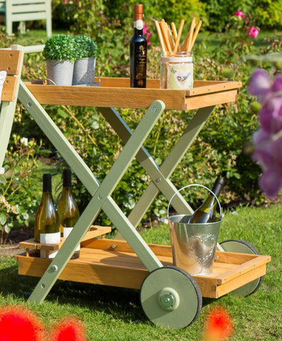 Verdi Tea Trolley