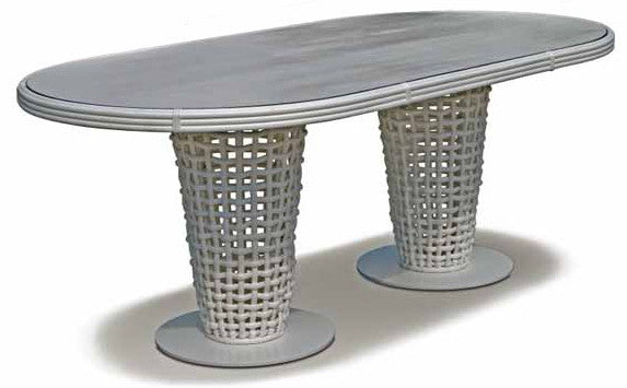 Dynasty Oval Dining Table