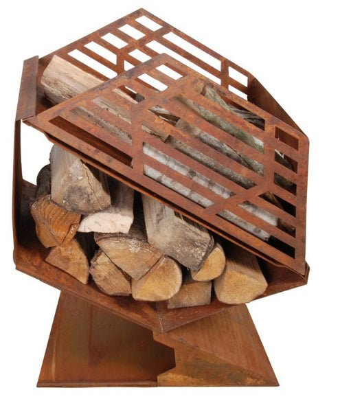 Outdoor Fireplace & Wood Store (Small)