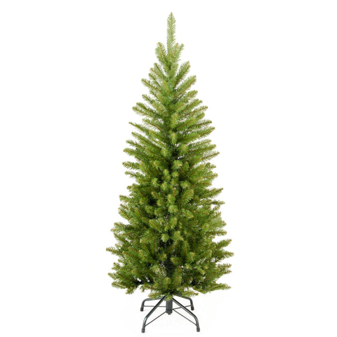Kingswood Fir 6.5ft Pencil Artificial Christmas Tree