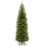 Kingswood Fir 7.5ft Pencil Artificial Christmas Tree