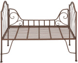 Old English Garden Bed Bench