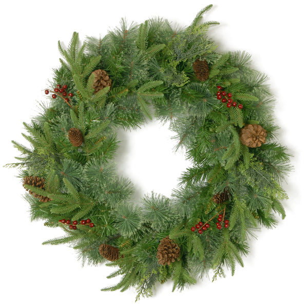 Cleveland Fir Artificial Wreath
