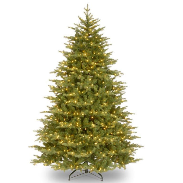 Huntington Spruce 6.5ft Artificial Christmas Tree with Lights