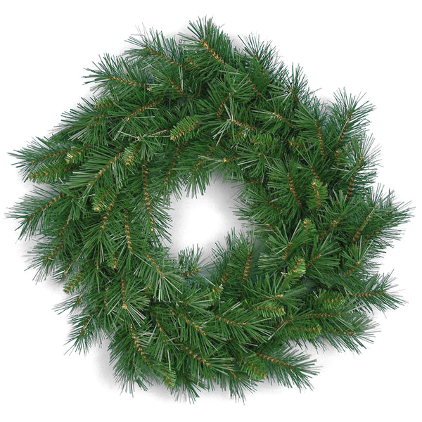 "Windsor Pine 24"" Artificial Wreath"