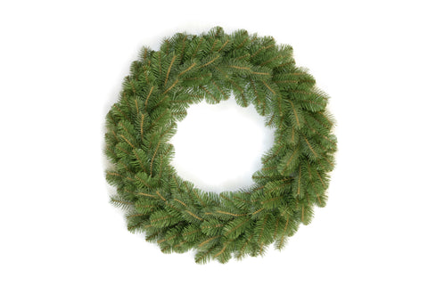 Baldwin Spruce Artificial Wreath