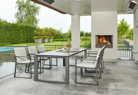 Primavera Six Seat Dining Set