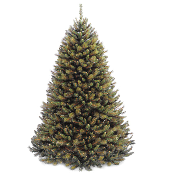 Rockland Pine 7.5ft Artificial Christmas Tree