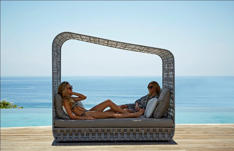 Strips Cabana Day Bed