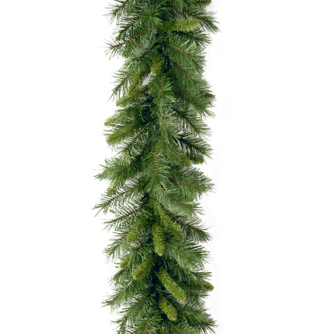 "Windsor Pine 9ft x 12"" Artificial Garland"