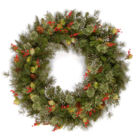 Woodbury Pine Artificial Wreath - Various sizes