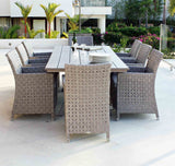 Cielo 8 Seat Dining Set - Dining Table & 8 Dining Chairs