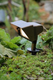 Bronze 12v Mini Floodlight Spot Light - Aged Bronze