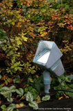 Bronze 12v Mini Floodlight Spot Light - Verdigris
