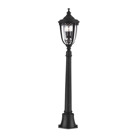 English Bridle 3 Light Pillar Lantern