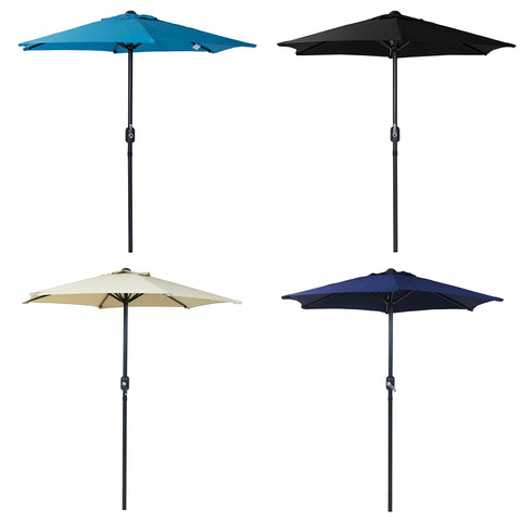 2M Patio Umbrella Parasol