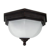 Fairford Ceiling Flush Lantern