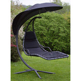 Garden Helicopter Hanging Swing Chair