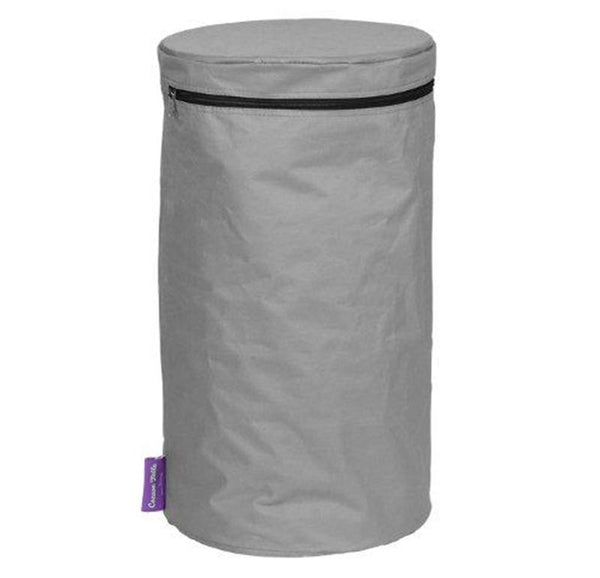 PVC Bottle Cover Grey