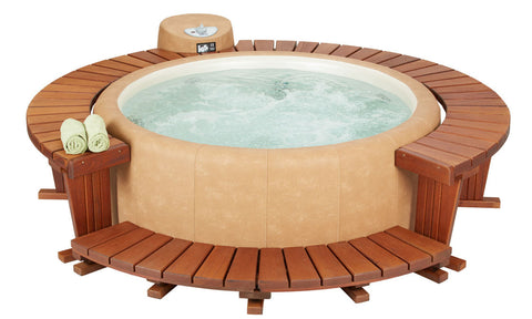Hot Tub Polybond Resort model - Surround