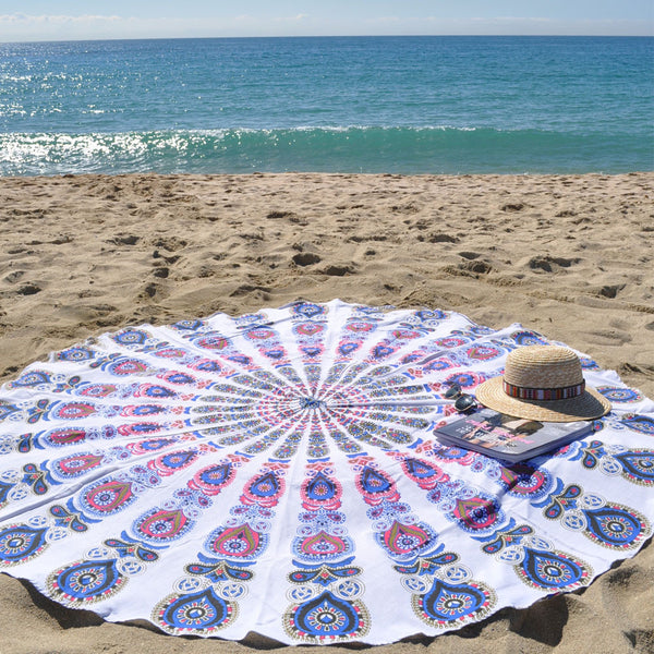 Coco multicolour Beach Roundie