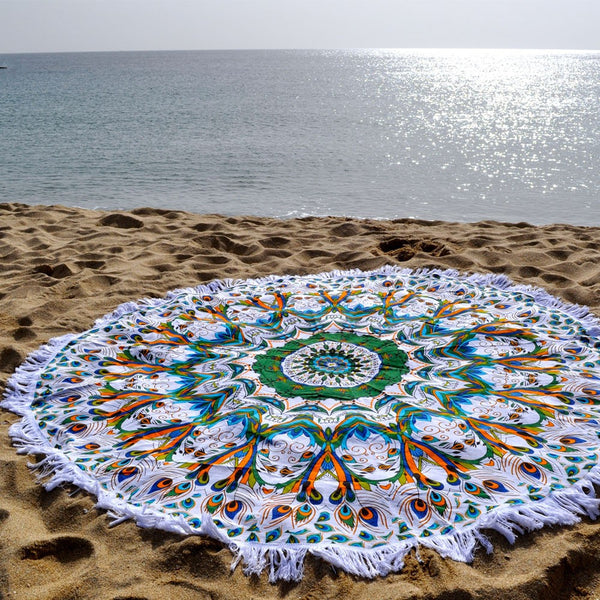 Dune multicolour Beach Roundie