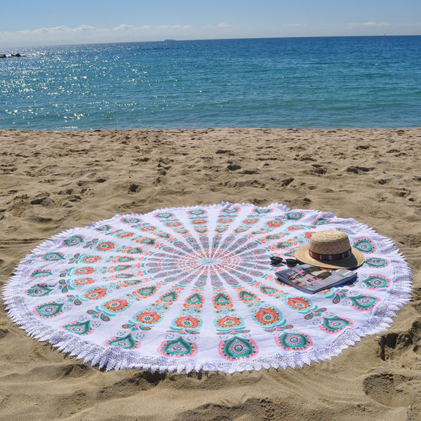 Horizon Multicolour Beach Roundie