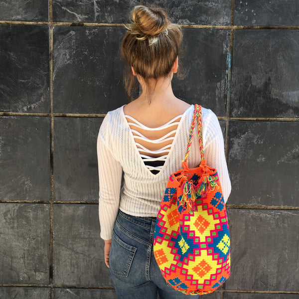 Pira Mochila Backpack