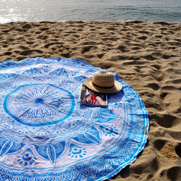 Summer Breeze Beach Roundie