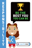 Be The Best *You* You Can Be -  Let's Chat Conversation Card
