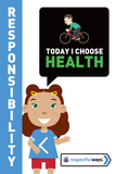 Today I Choose Health! -  Let's Chat Conversation Card